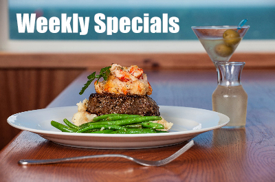 Island View Weekly Specials | Island View Seafood Fort Myers